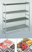 Rangement grande cuisine - Longueur (mm) : De 3537 à 5157