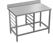 Rangement sur 5 niveaux - Pour tiroirs ou plaques pâtissières
