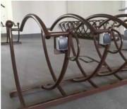 Rangement velo - Largeur : 2500 mm Hauteur : 700 mm