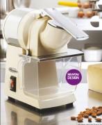 Râpe à fromage professionnelle 50 kg par heure - Débit moyen : 50 kg/heure