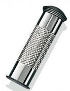 Râpe à muscade en inox - Longueur : 17,8 cm