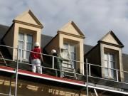 Ravalement de façade - Des murs en bon état et un bâtiment sain à l'abri de toute infiltration