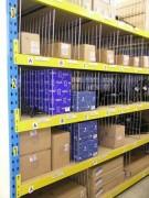 Rayonnage à échelles fixe garagiste - Rayonnage métallique Profilcase