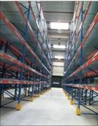Rayonnage à palettes norme FEM - Systèmes de constructions de rayonnages par accumulations
