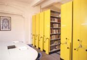 Rayonnage bibliothèque amovible