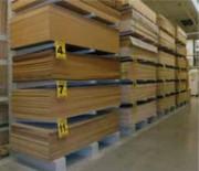 Rayonnage cantilever pour intérieur - Pour stockage de produits longs, lourds, volumineux