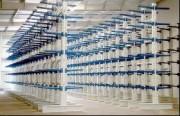Rayonnage cantilever pour matériaux longs - Solution de stockage pour les matériaux longs