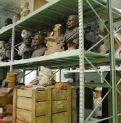 Rayonnage collection pour musée - Pour stocker et conserver vos sculptures