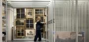 Rayonnage de musée modulaire - Prévention des dommages.