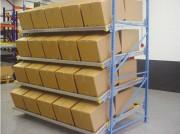 Rayonnage dynamique carton - Température d'utilisation : - 35° à + 40°C