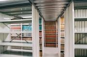Rayonnage fixe ambassade - Rayonnage métallique Profiltol