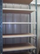 Rayonnage fixe garage à Longerons - Rayonnage métallique profilplus