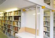 Rayonnage fixe métallique bibliothèque - Rayonnage métallique Profiltol