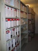 Rayonnage fixe métallique profiltol assurance - Rayonnage métallique profiltol