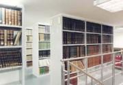 Rayonnage fixe pour bibliothèque - Rayonnage métallique Profiltol