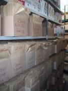 Rayonnage fixe pour cartons - Rayonnage métallique profilplus