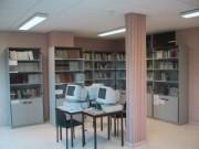 Rayonnage fixe pour centre documentation - Produits rangés : livres et revues