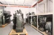 Rayonnage fixe Profilcase musée - Rayonnage métallique Profilcase
