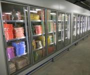 Rayonnage frigorifique