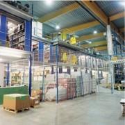 Rayonnage galvanisé 500 Kg au m² - Charge :De 250 à 500 Kg / m²