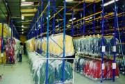 Rayonnage industriel adapté pour textile - Charge jusqu'à (Kg) : 1000