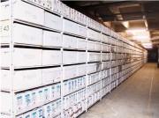 Rayonnage léger d'archives ou d'atelier - Poids supporté par niveau : 250 kg