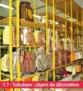 Rayonnage léger objets de décoration - Poids supporté par niveau : 250 kg