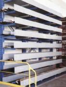 Rayonnage metallique cuisine industrielle - Rayonnage métallique Profilbar