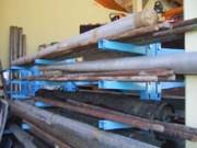 Rayonnage metallique modulaire batiment - Rayonnage métallique Cantilever