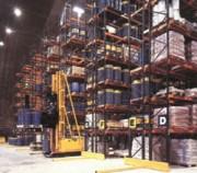 Rayonnage métallique palette industrie - Rayonnage métallique Profilrack