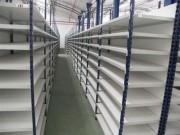 Rayonnage mi lourds - Charge : De 250 à 1000 Kg / m²