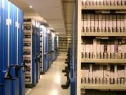 Rayonnage mobile bandothèque - Rayonnage métallique Profiltol