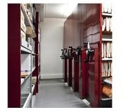 Rayonnage mobile de bureau - Augmente capacité de stockage de 80 à 90%