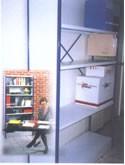 Rayonnage mobile latéral - MOBILE LATÉRAL
