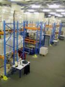 Rayonnage pour fournitures automobiles - Rayonnage métallique Profilrack