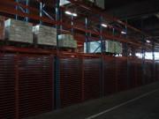 Rayonnage pour matériel frigorifique - Rayonnage métallique Profilrack
