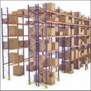 Rayonnage pour rack à palette - Hauteur : de 2000 à 13500 mm