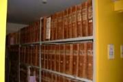 Rayonnage profilcase bibliothèque - Réglage tous les 50 mm