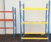 Rayonnage semi-lourd industriel - Disponible en plusieurs dimensions