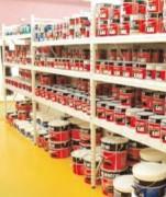 Rayonnage semi lourd peinture - Charge : jusqu'à 1000 kg