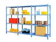 Rayonnage stockage industriel - Montage simple et rapide