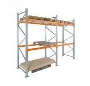 Rayonnage stockage palettes - Maximum d'adaptabilité à l'évolution de vos problèmes de stockage