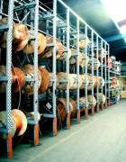 Rayonnage stockage tourets - Dimensions sur mesure