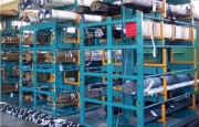 Rayonnage tiroirs à grande capacité - Profondeur tiroirs (mm) : 570 - 770 - 970