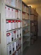 Rayonnage tôlés administration - Rayonnage métallique Profiltol