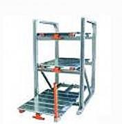 Rayonnages ergonomiques à tiroirs - Capacité 1000 kg/tiroir