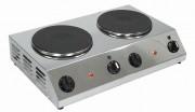 Réchaud cuisson professionnelle - Dimensions (l x p x h) mm : 620 x 380 x 145 - 820 x 490 x 145 mm