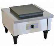 Réchaud électrique à forte puissance - Équipement : plaque fonte 400 x 400 mm