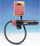 Réchauffeurs électriques pour piscines et spas - Tthermoplongeurs inox ou titane - de 3 à 12 kW