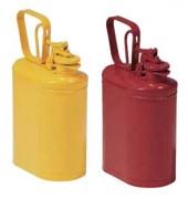 Récipient de sécurité en acier 4L - Capacité : 4 litres